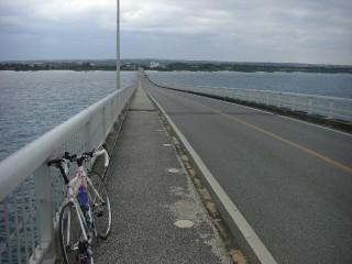 来間島と宮古島をつなぐ来間大橋