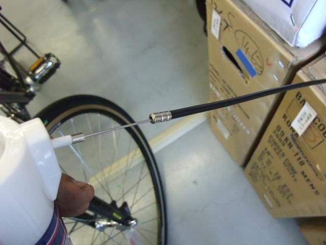自転車メンテナンス ...