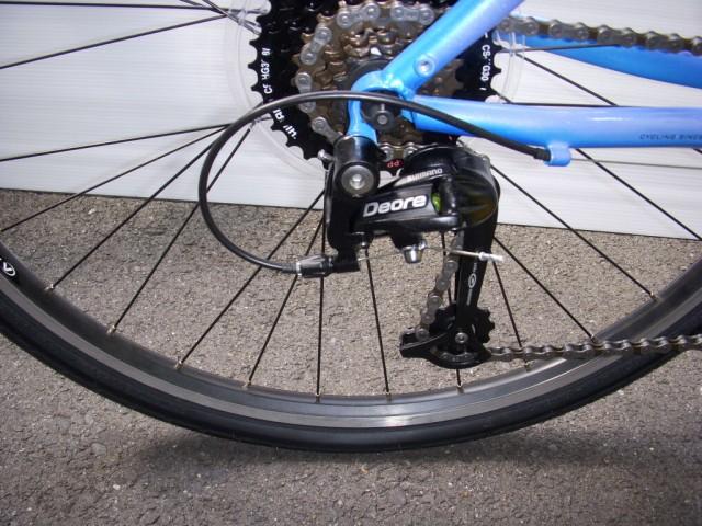 自転車の ギア比 自転車 : ギア 比 の 関係 でしょう か ...