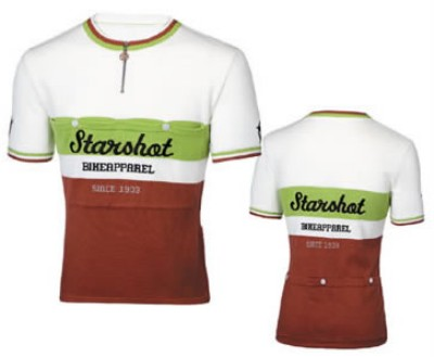 STARSHOT FASHION RETRO JERSEY MEN BANDIT