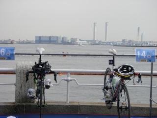 WCSシリーズ 横浜大会 トランジッション