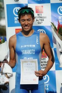 第15回トライアスロン日本選手権東京港大会・表彰式