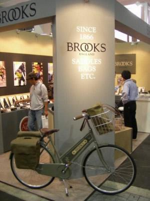 BROOKS(ブルックス) in サイクルモード2009大阪