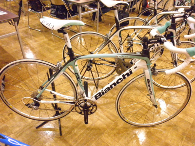 Bianchi(ビアンキ)Infinito Shimano 105 10sp Compact