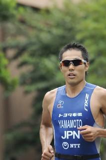 2010年トライアスロン日本選手権大会・ラン