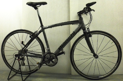 Bianchi(ビアンキ)Camaleonte5 AluCarbon Shimano105 10sp Triple(カメレオンテ5 アルカーボン シマノ105)