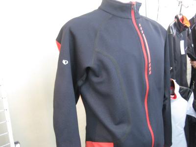 Pearlizumi(パールイズミ)3550-BLシームレスウィンドブレークジャケット