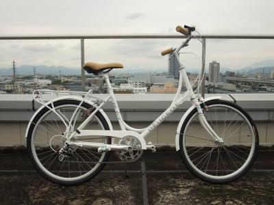 "PEUGEOT (プジョー) 2012年モデル Collection CITY CC57 (コレクション シティ CC57) 24""(Q031387)"