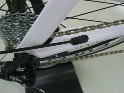 cervelo(サーベロ)2012年モデルS5のICS Plus E-wire