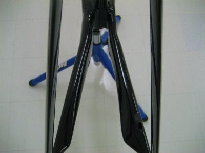 cervelo(サーベロ)2012年モデルS5のChain Stays