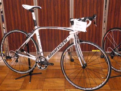 Bianchi(ビアンキ)2012年モデル Infinito(インフィニート) 105 10sp Compact