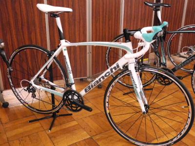 Bianchi(ビアンキ)2012年モデル Impulso(インパルソ) 105 10sp Compact