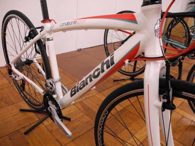 Bianchi(ビアンキ)2012年モデル Camaleonte3(カメレオンテ3)