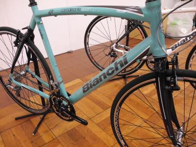 Bianchi(ビアンキ)2012年モデル Camaleonte4(カメレオンテ4)