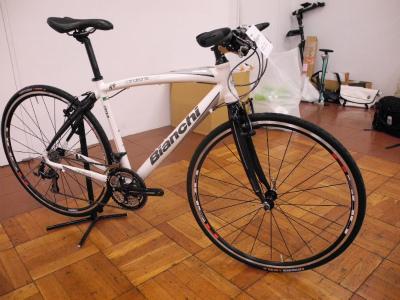 Bianchi(ビアンキ)2012年モデル Camaleonte5(カメレオンテ5)