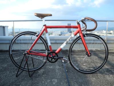 [ 予約受付中 ]GITANE (ジタン) 2012年モデル ROAD CITY LINK Single Gear (ロード シティリンク シングルギア)(Q031397)【シングルスピードバイク】