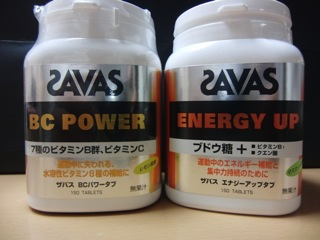 SAVAS(ザバス) BC POWER&ENERGY UP