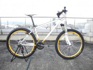 LOUIS GARNEAU (ルイガノ) 2012年モデル LGS-XC GRAVEL (LGS-XCグラベル)(Q031296)