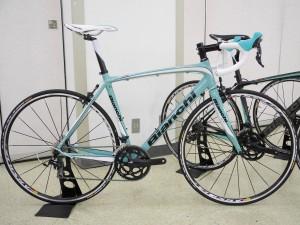 BIANCHI(ビアンキ)2013年モデル Impulso(インプルーソ) 105 10sp Compact