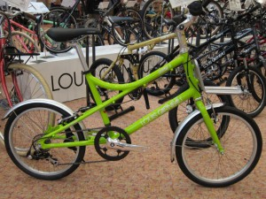 LOUIS GARNEAU(ルイガノ) 2013年モデル LGS-MV1