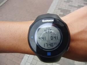 GARMIN ForeAthlete610