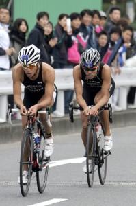 第18回日本トライアスロン選手権 バイク