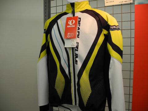 PEARLiZUMi 2013年 3555-BL ウィンドブレークプリントジャケット