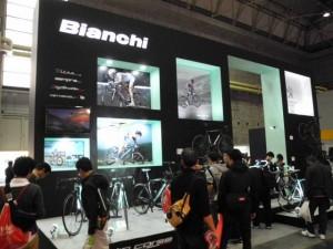 Bianchi(ビアンキ)ブース