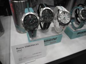 サイクルモード2013 Bianchi(ビアンキ)の腕時計