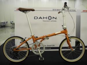 DAHON(ダホン)2015年モデル Boardwalk D7(ボードウォークD7)
