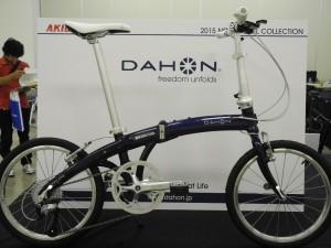 DAHON(ダホン)2015年モデル Mu P9(ミューP9)
