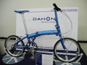 DAHON(ダホン)2015年モデル Mu SLX(ミューSLX)