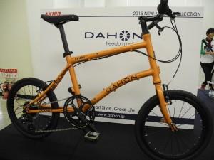 DAHON(ダホン)2015年モデル Dash P8(ダッシュP8)