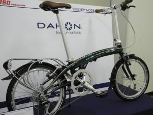 DAHON(ダホン)2015年モデル QIX(クイックス)