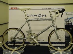 DAHON(ダホン)2015年モデル Dash Altena(ダッシュアルテナ)