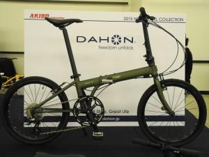 DAHON(ダホン)2015年モデル SpeedFalco(スピードファルコ)