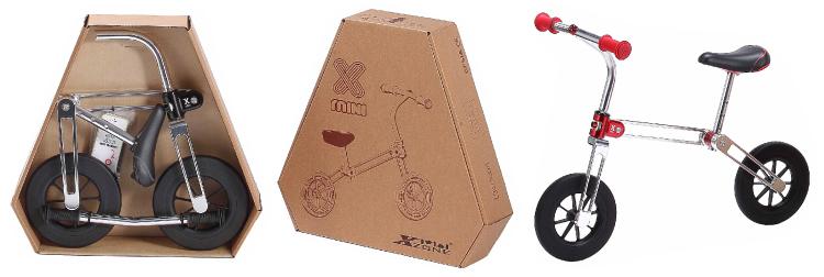 X-ZONE(エックスゾーン) X-MINI PUSH BIKE (エックスミニ プッシュバイク)キックバイク