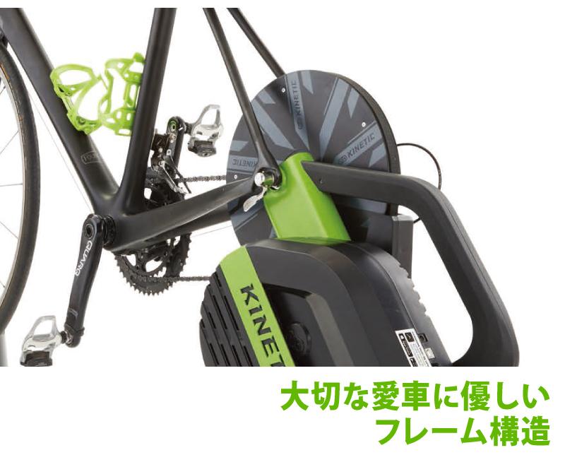 9f8bdf9d247 Accessories Bike Trainers Kinetic R1 Direct Drive Smart Trainer Green