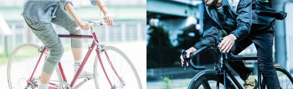 通勤通学用のスポーツバイクの選び方