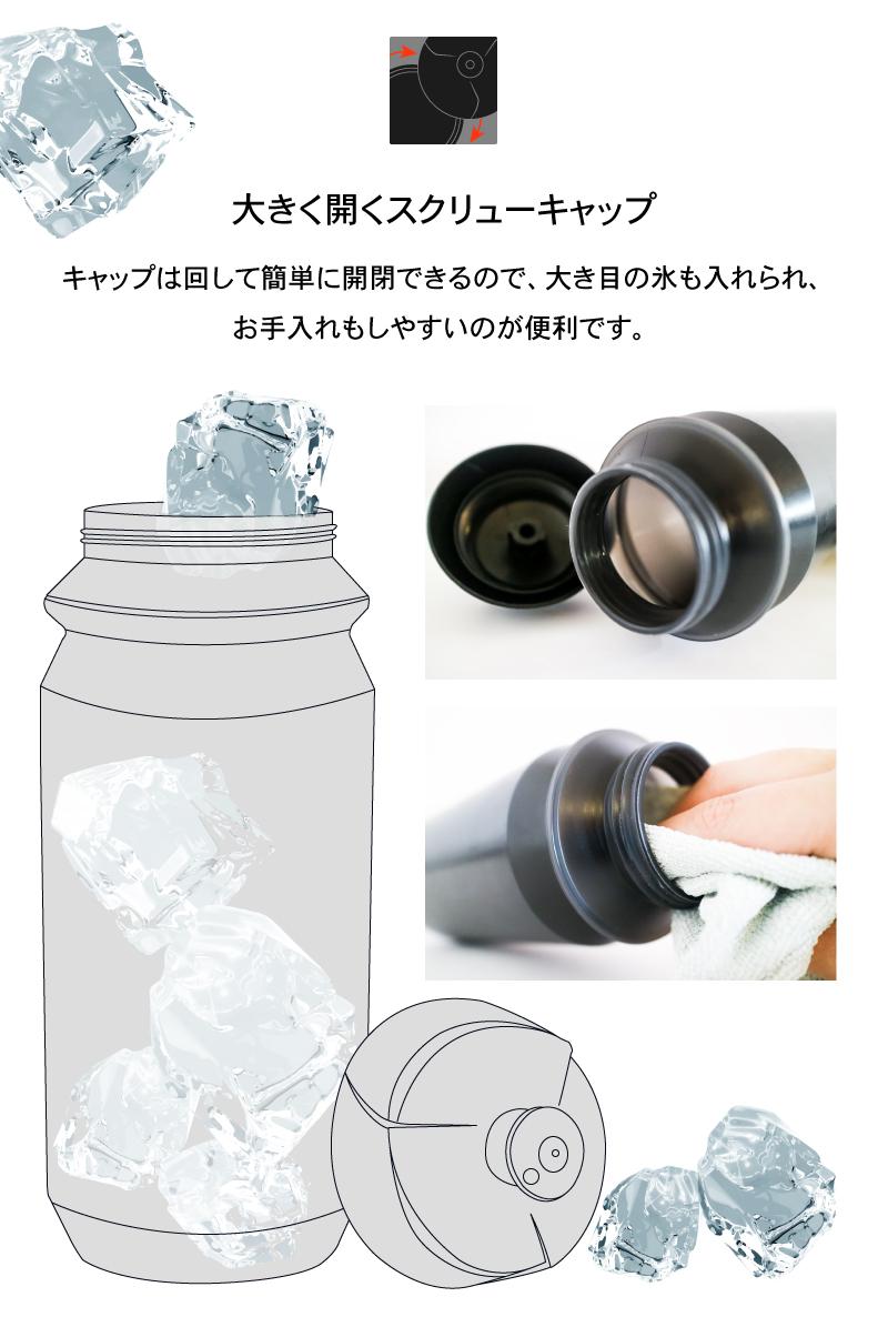 ボトル ノーマルボトル レースボトル 600ml LIBIQ libiq