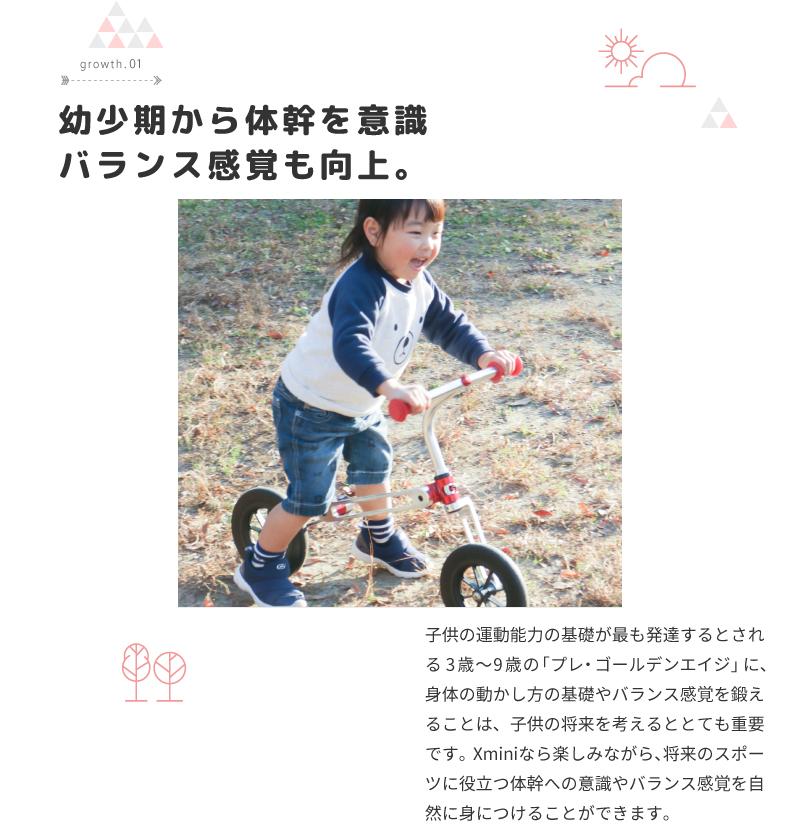 キックバイク,2歳から,5歳まで,おすすめ,ペダルなし,ストライダー,バランス感覚も向上