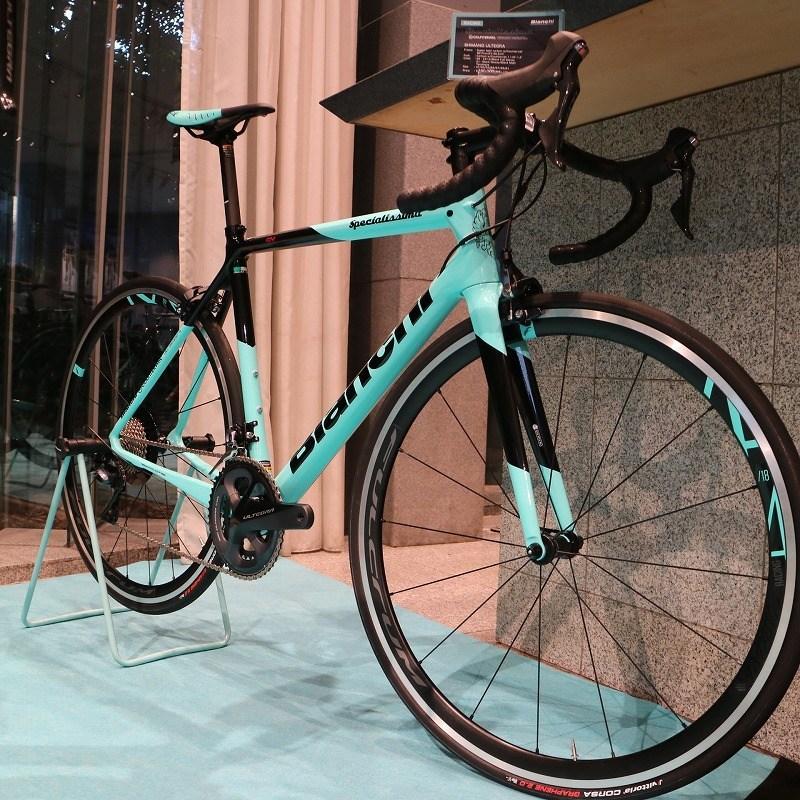 Bianchi(ビアンキ)2020年モデル SPECIALISSIMA (スペシャリッシマ)