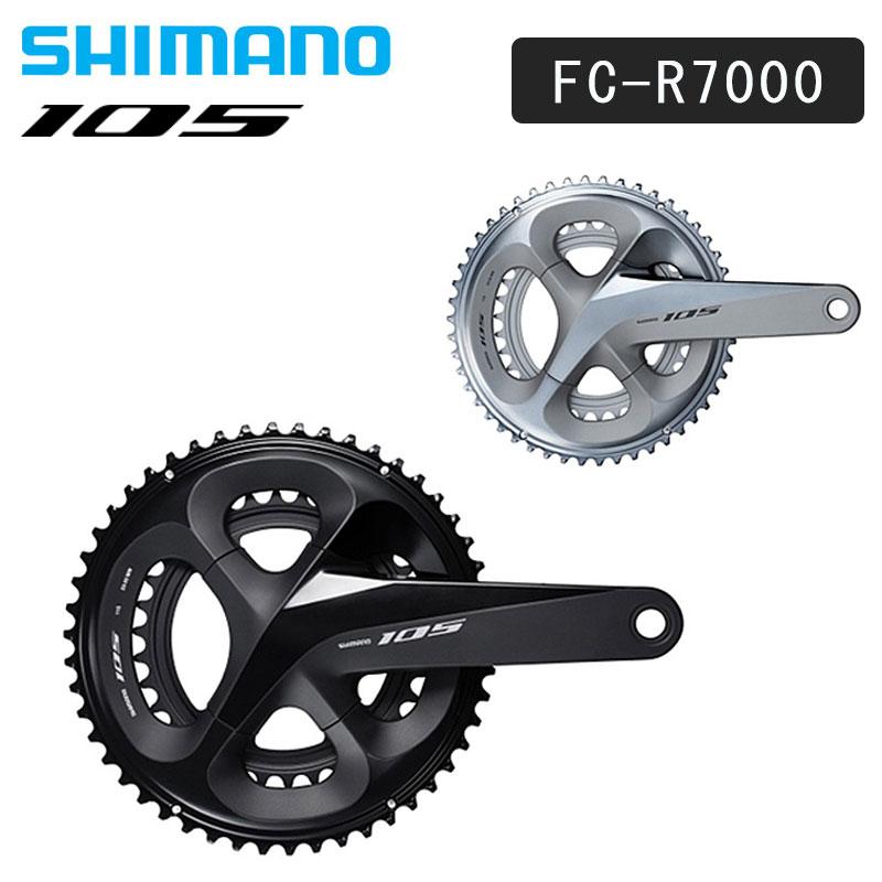 Shimano 105 FC-R7000 50//34 165mm Hollowtech II Crankset Bottom Bracket