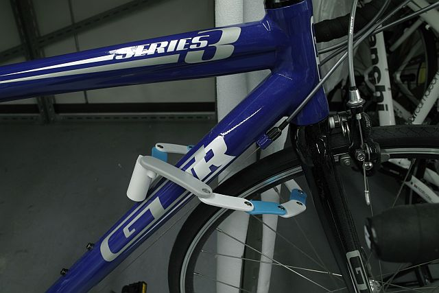 自転車の盗難対策 ロード ...