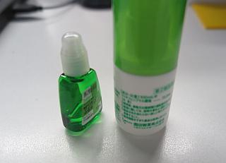 アレルギー専用点眼薬・点鼻薬