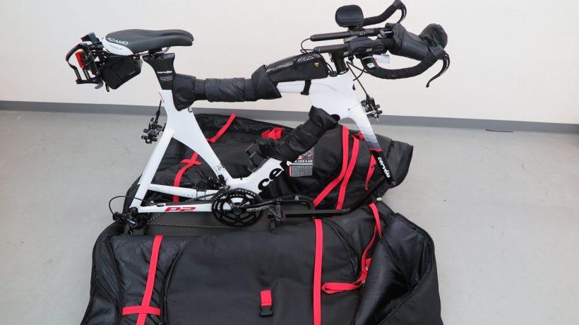飛行機で自転車を輪行する方法