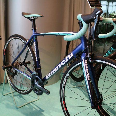 Bianchi(ビアンキ) 2018年モデル IMPULSO TIAGRA (インプルーソティアグラ)